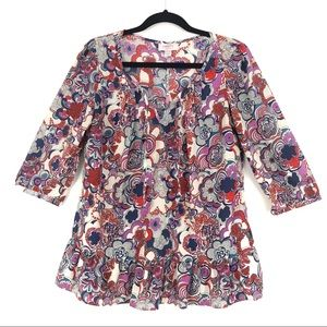 Liberty of London for Target Tunic Top Size S